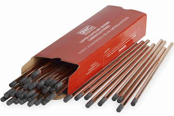угольный электрод для сварки медных проводов