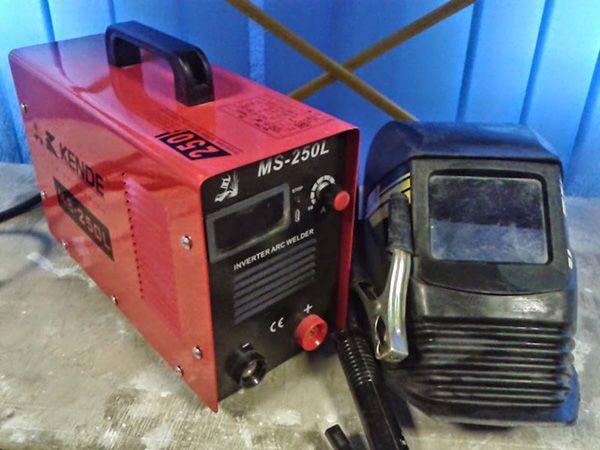 Электрический сварочный аппарат для сварки нержавейки