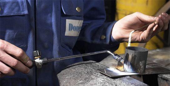 Сварка алюминиевых сплавов газовой горелкой