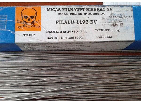 Алюминиевый припой Lucas-Mihaupt Filalu 1192NC