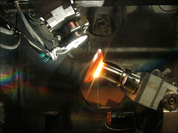Электронно-лучевая сварка металла