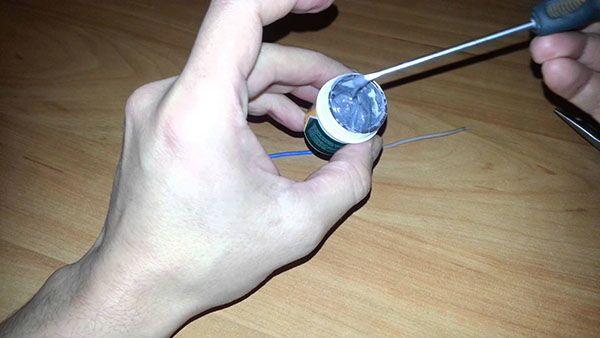 Пайка алюминия пастой