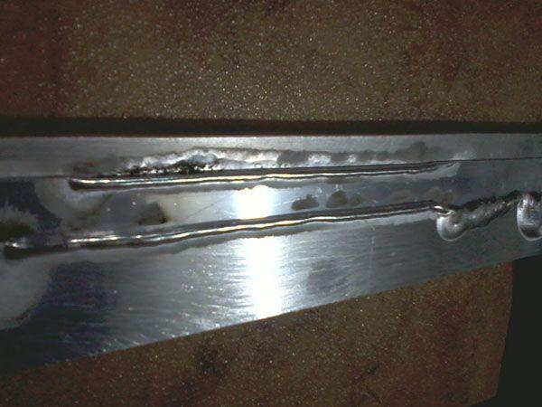 Сварка алюминия на постоянном токе обратной полярности