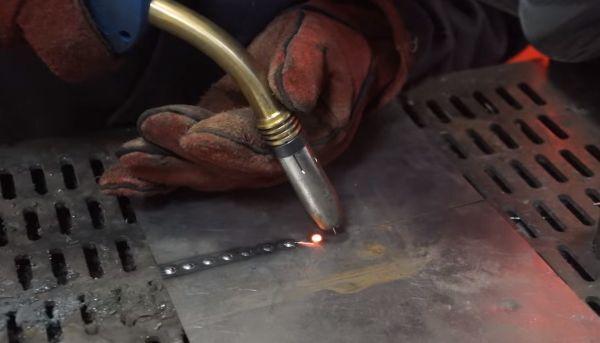 Сварка тонкого металла инвертором