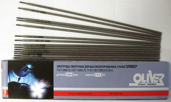 Электроды для сварки марки ОЗЛ 6