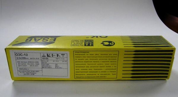 Сварочный электрод ОЗС-12