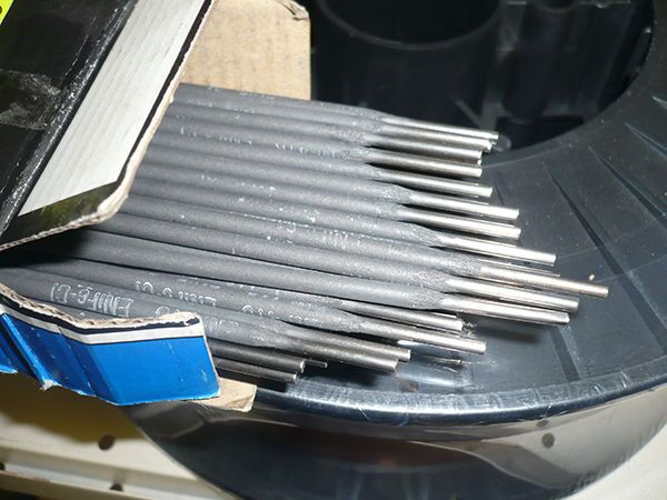 Набор электродов для сварки металла