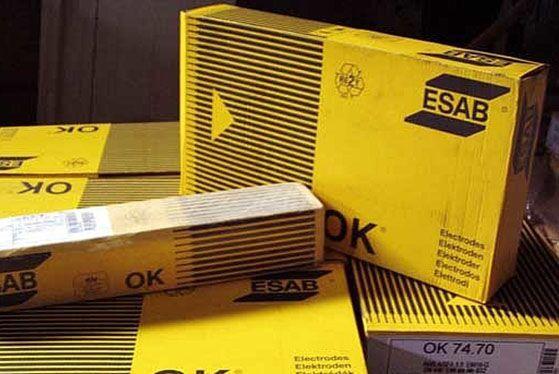 Электроды для сварки нержавейки марки ОК