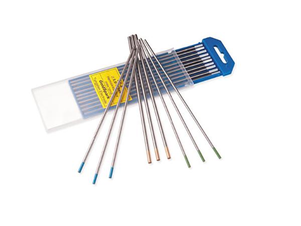 Электроды для сварки по алюминию