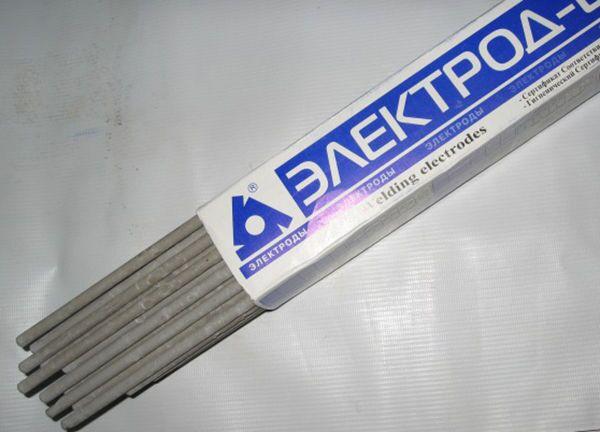 Электроды э50а технические характеристики