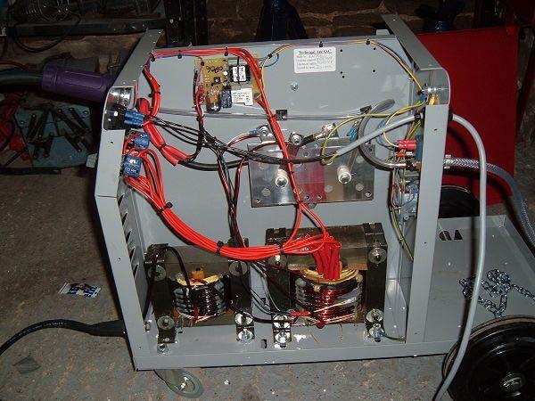 Самодельный тороидальный сварочный трансформатор