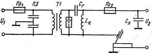 Схема подключения трансформаторов ТДМ 503
