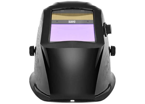 Сварочная маска хамелеон Барс МС-207