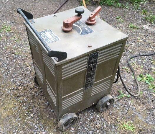Трансформатор ТДМ-317 с мощным кабелем