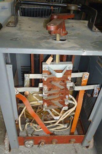 Конструкция трансформатора ТДМ-401