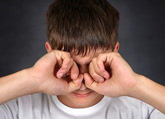 Болят глаза от сварки, что делать