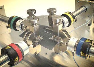 Механические испытания сварных соединений