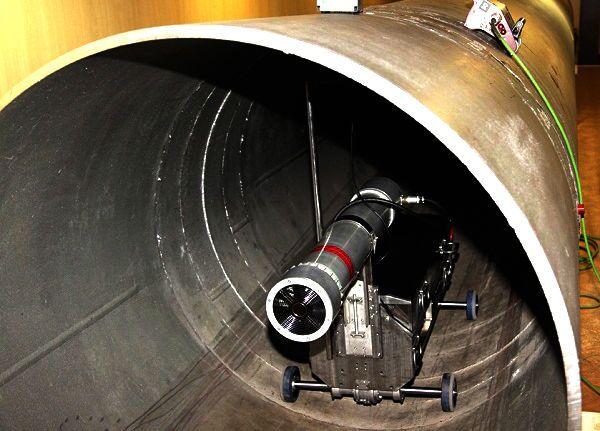 Радиографическая установка для контроля сварных швов