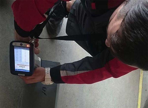 Стилоскопирование сварных швов