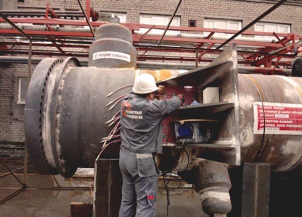 Термическая обработка сварных швов и соединений