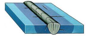 причины возникновения дефекта трещины в шве чуткий