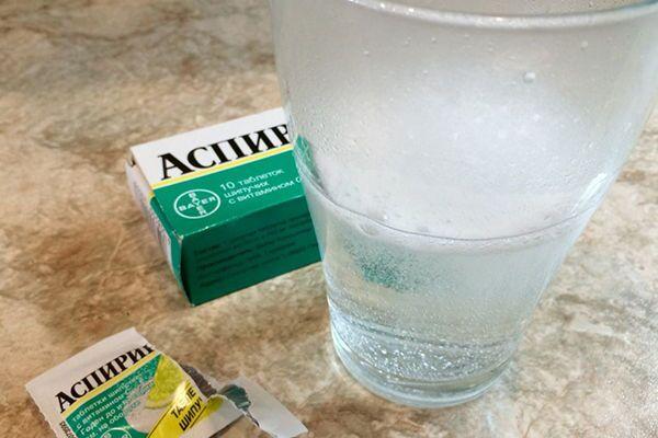 Аспирин в домашних условиях нашел применение - Проверенные 51