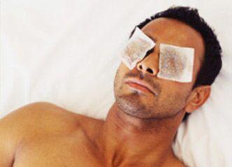 Народные средства для глаз после сварки
