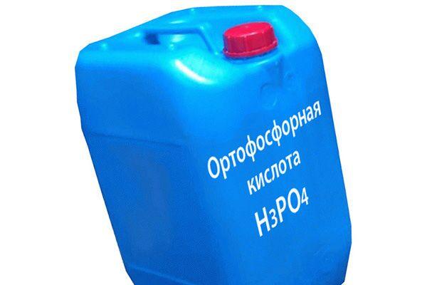 Ортофосфорная кислота для пищевой промышленности (Е338)