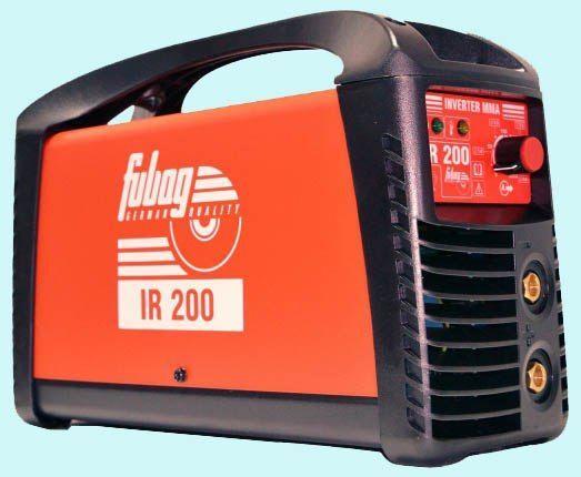 Сварочный инвертор Fubag IR200