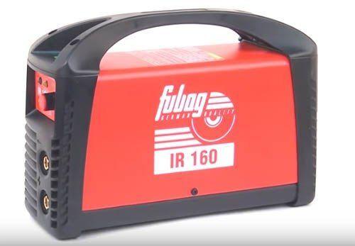 Сварочный инвертор Fubag IR160