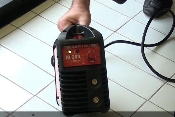 Инвертор Fubag IR 200