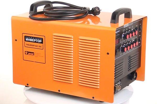 Сварочный аппарат Welding Dragon TIG-200P