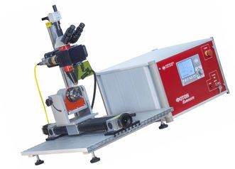 Лазерный сварочный аппарат для ювелирных изделий