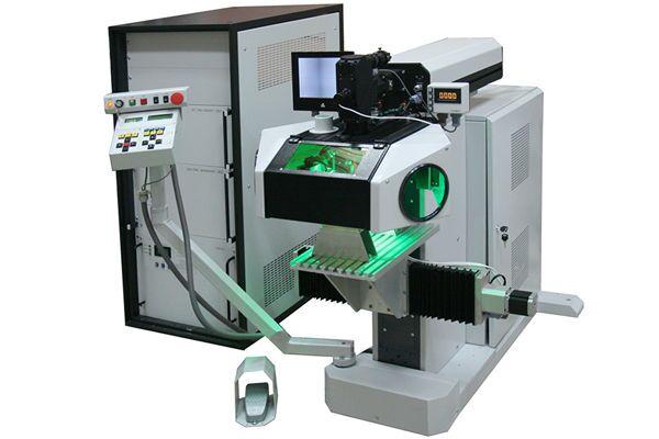 Лазерный сварочный аппарат