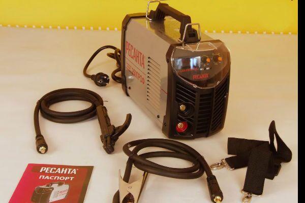 Аппарат сварочный инверторный Ресанта САИ 250 Проф