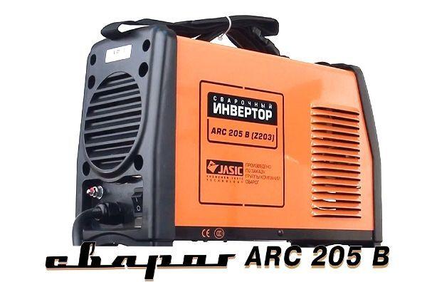 Сварочный аппарат Сварог Tech Arc 205 B