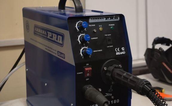 Сварочный полуавтомат Aurora Pro Overman 180