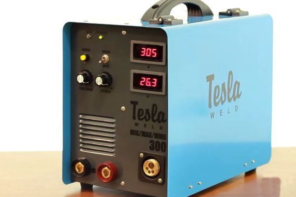 Полуавтомат Tesla Mig Mag Tig MMA 303