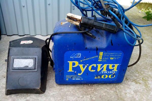 Сварочный аппарат Русич 200