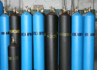 Сварочная смесь: аргон, углекислота