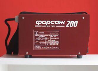 Сварочный полуавтомат форсаж 200ПА