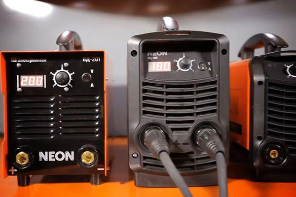 Сварочные аппараты Неон