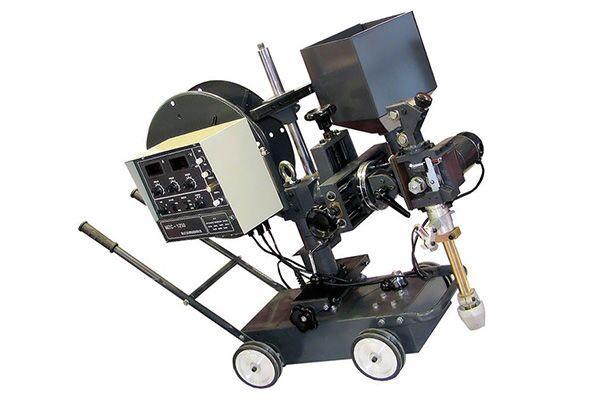 Оборудование для автоматической сварки под флюсом