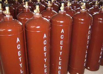 Ацетилен технический газообразный