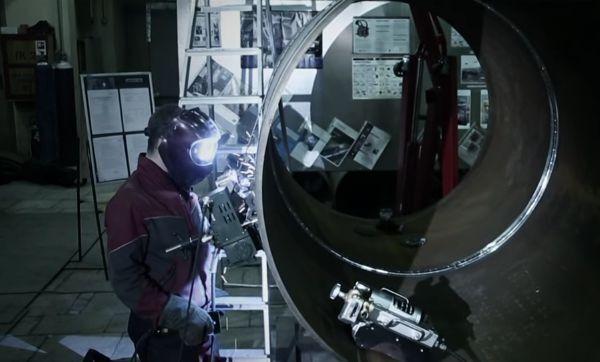 Автоматическая сварка в среде защитных газов
