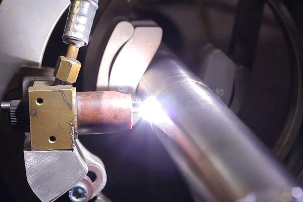 Орбитальная сварка труб на производственных предприятиях