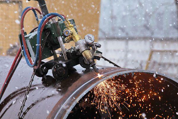 Автоматическая сварка в защитных газах