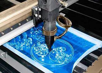 Лазерная сварка стекол