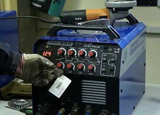 оборудование для сварки аргоном алюминия