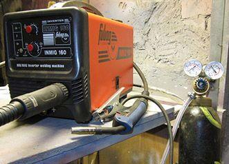 Оборудование для аргонодуговой сварки нержавеющей стали